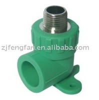 ppr fittings male thread seated elbow