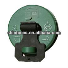 Locking Fuel Cap For CATERPILLAR (CAT) Skid Steer Loader 1428828 142-8828 2216732 2987224 2953350 1428939 2010330