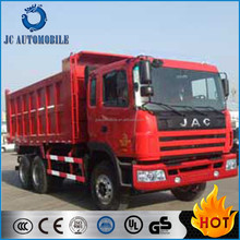 6x4 40 ton China JAC heavy duty sand tipper truck, dump Truck