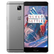 ONEPLUS 3T 128gb Android 7 unlocked cell phone Octa Core 6 inch 4GB RAM 4000mAh Cat6 dual sim gsm one plus 3 smartphone