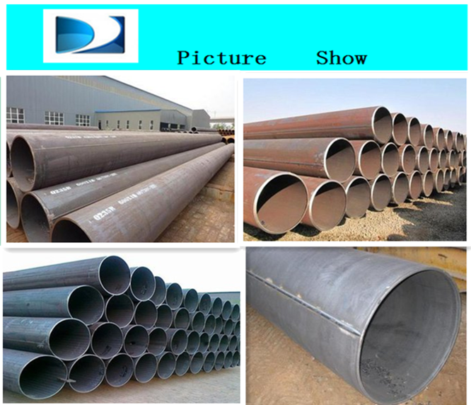 A 312 tp 316L seamless 18 inch welded stainless steel pipe