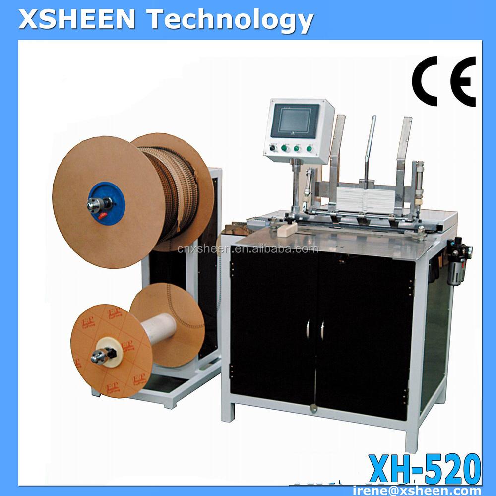 wire binder machine