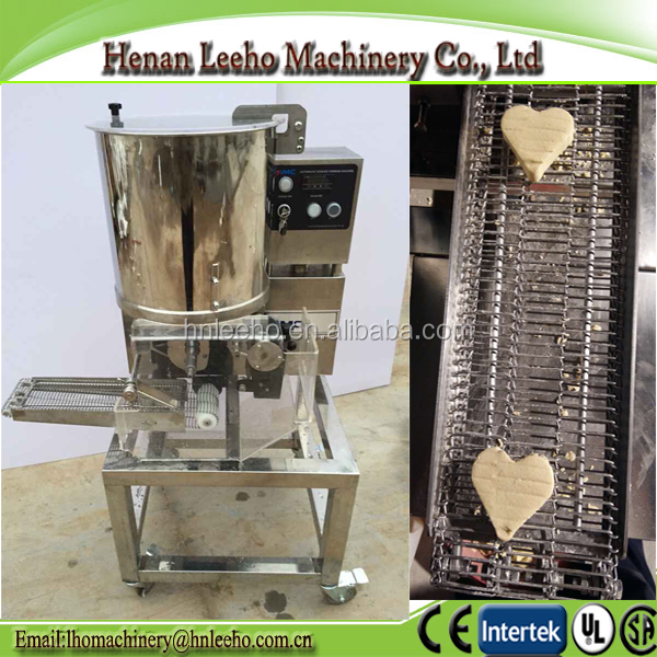 electric stainless steel meat hamburger patty molding machine