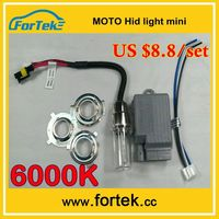 6000K hid light motorcycle H6M/BA20d/H4/H7 6000K/8000K 35W/55W headlight