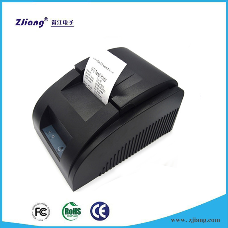 Bluetooth + USB Interfaces Android Mobile Small Printer Best 58mm Pos Thermal Printer