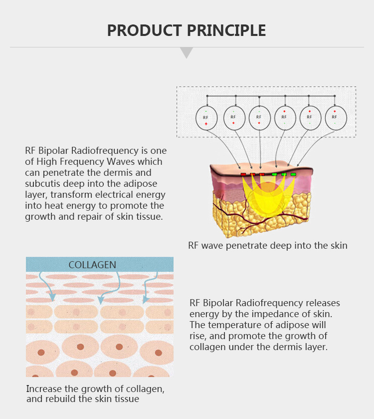 radiofrequency facial treatment machine