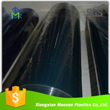 Quickly Deliver 1.5mm Transparent Blown PVC Shrink Film