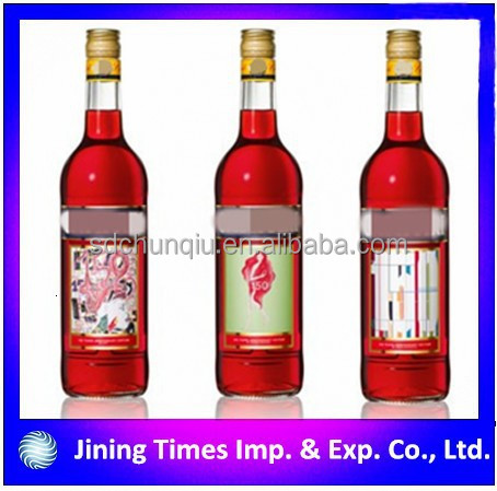 Attractive price free samples polishing rum bottle sizes