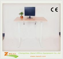 inexpensive adjustable latest design office furniture standing desk computer table models