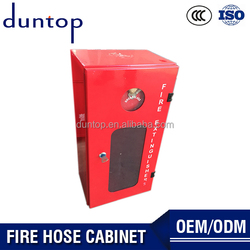 Duntop Fire Fighting Equipment Fire Resistant Cabinet Fire Hose Box Fire Safety Cabinet