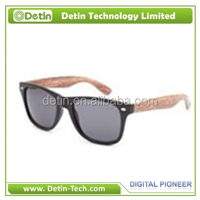 marketing gift items promotion sunglasses wood legs frames