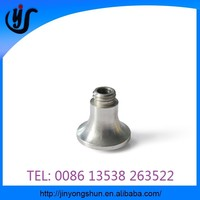 Customized precision auto CNC machined parts, warm gear CNC parts