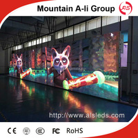 RGB Full Color DIP P10 Led Module 10mm Outdoor Display