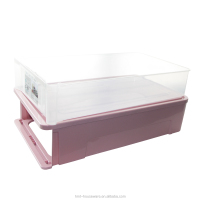 Taizhou Hengming pretty storage boxes storage box with cover sundries storage box