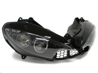 Head Light Lamp Assembly For 2003-2009 Yamaha YZF R6 R6S 03 04 05 06 07 08 09