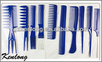2013 The top quality salon hair wool combs used