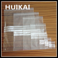 customize cheap ziplock stand up kraft paper bag,clear plastic cosmetic bags ziplock stand up kraft paper bag