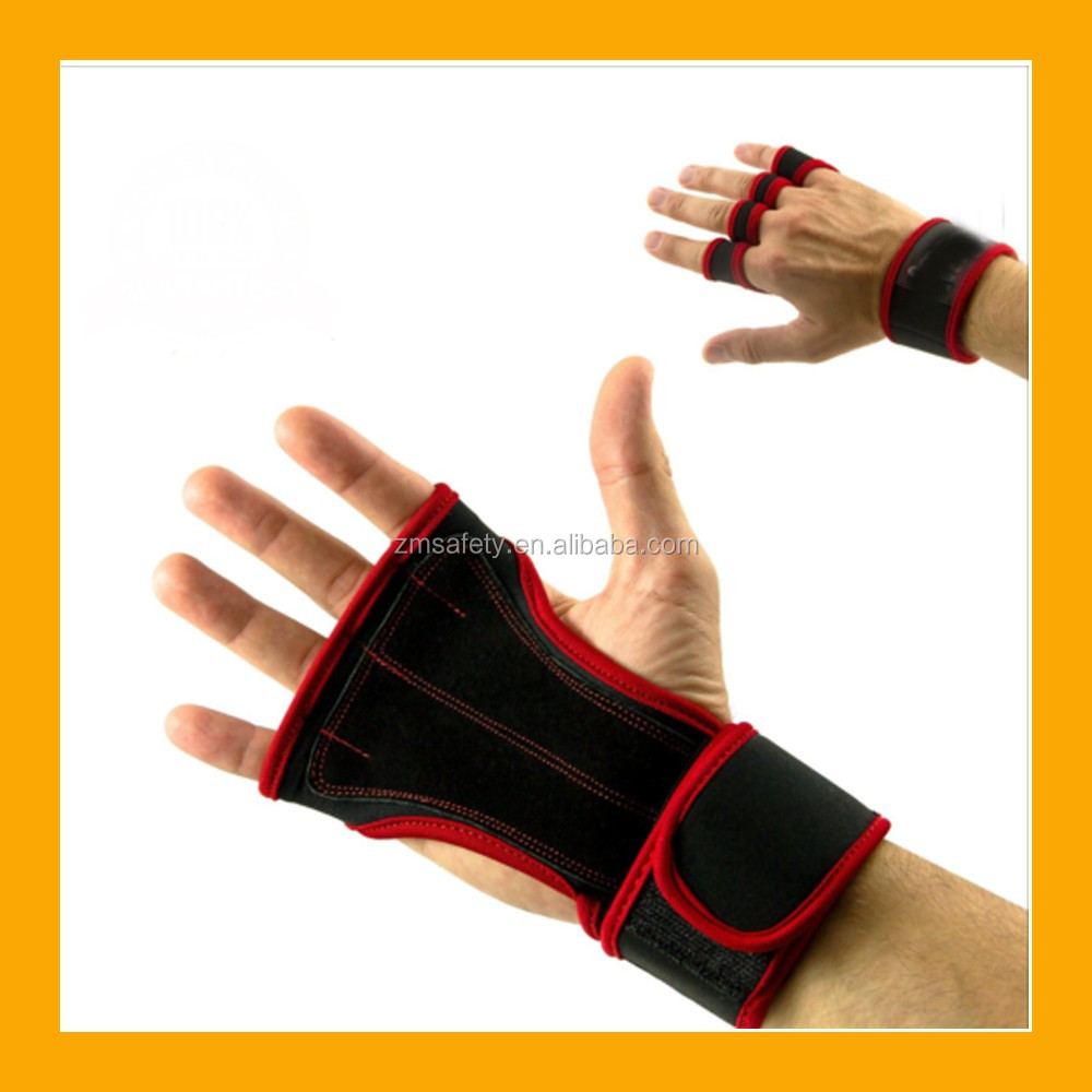 how to use crossfit wrist wraps