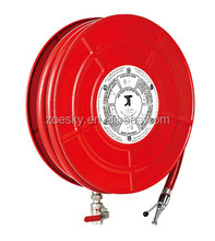 CE certificate fixed fire hose reel