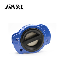 JRVAL High Quality ASTM A216 WCB Check Valve 10inch in China