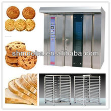 bread baking ovens 32 trays/also 16& 64trays models/complete set bakery equipments supplied(ISO9001,CE,new design)