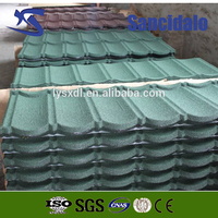 heat insulation PVC roof tile/alibaba china waterproofing roof shingle/corrugated roof panel (Sancidalo Brand)