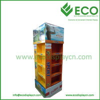ECO High Quality Promotion Pallet Display for Clothing Store Display