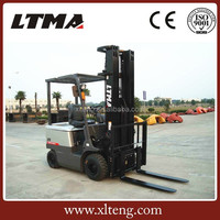 mini battery forklift 2 ton electric forklift with curtis controller