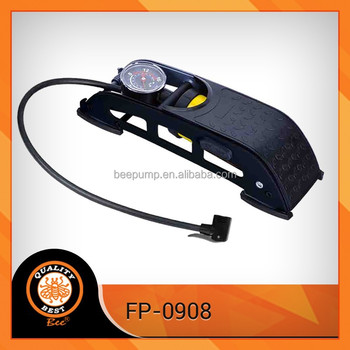 New Aluminum tube inflate smoothly tyre pumps