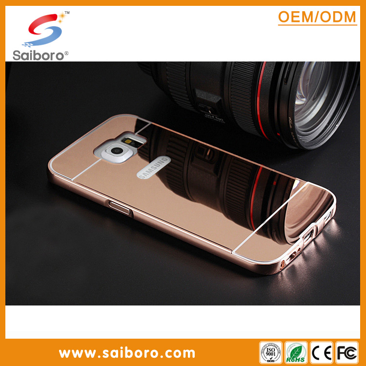 Wholesale mirror phone case for samsung galaxy s5