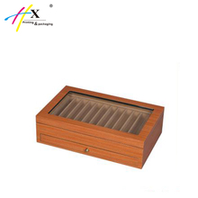 high grade wooden cigar box