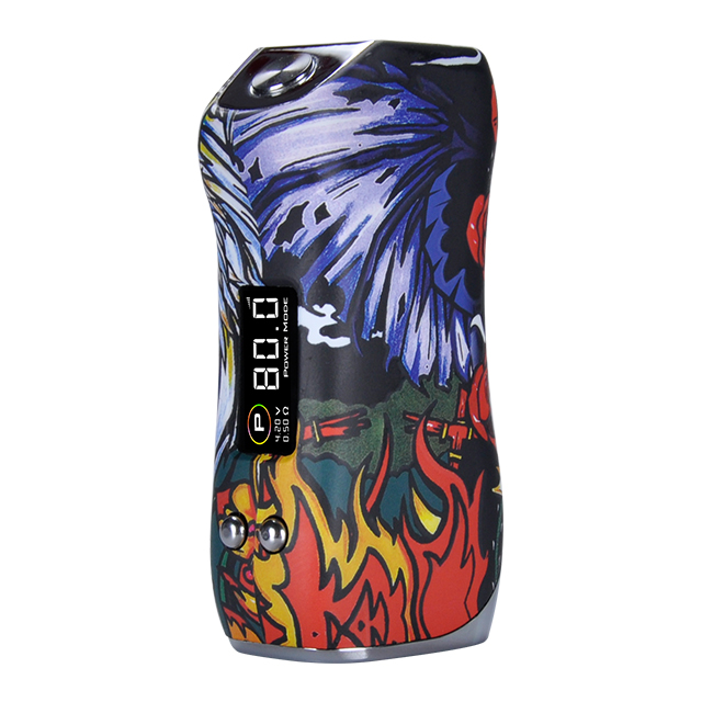 Hot Selling Products Gabriel 80W TC Ecig Mod for Wholesale