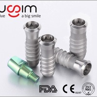 Trausim Titanium Dental Implants With Abutments