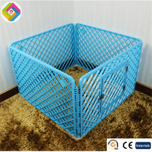plastic pet dog fence, removable dog pen