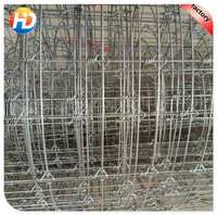 5 feet Hot Dipped Farm Fencing Wire Cattle Fence