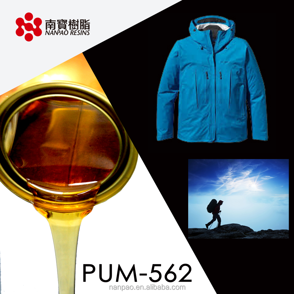 Advanced Liquid Spray PUR Glue For Textile application