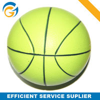 soft pu anti stress ball basketball pu foam ball