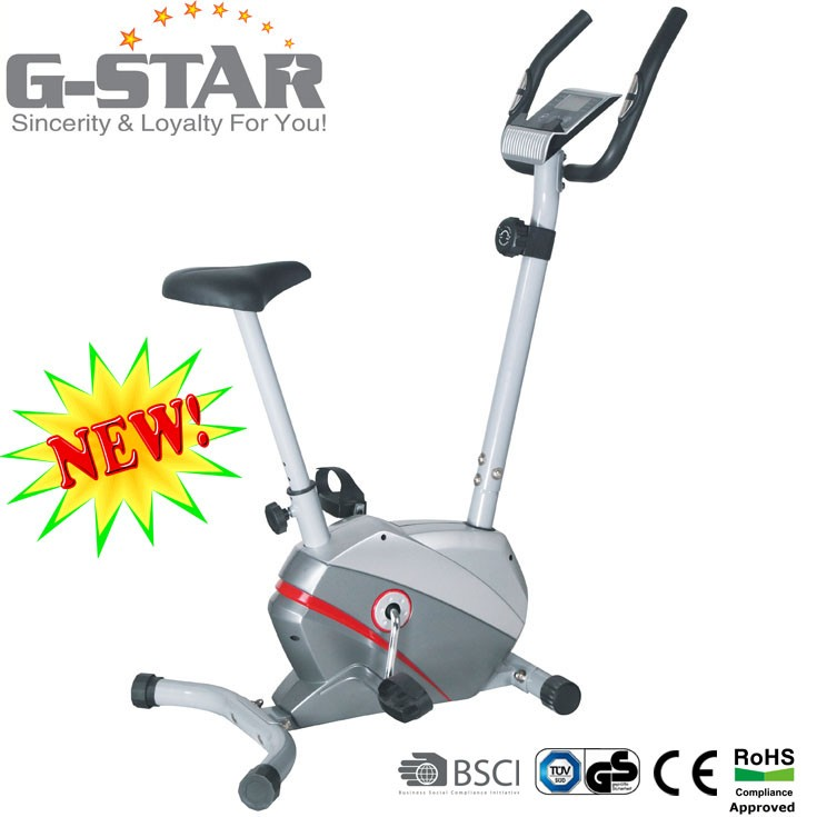 GS-8317-6 New Design Fitness Equipment Wholesale Magnetic bicycle belt drive