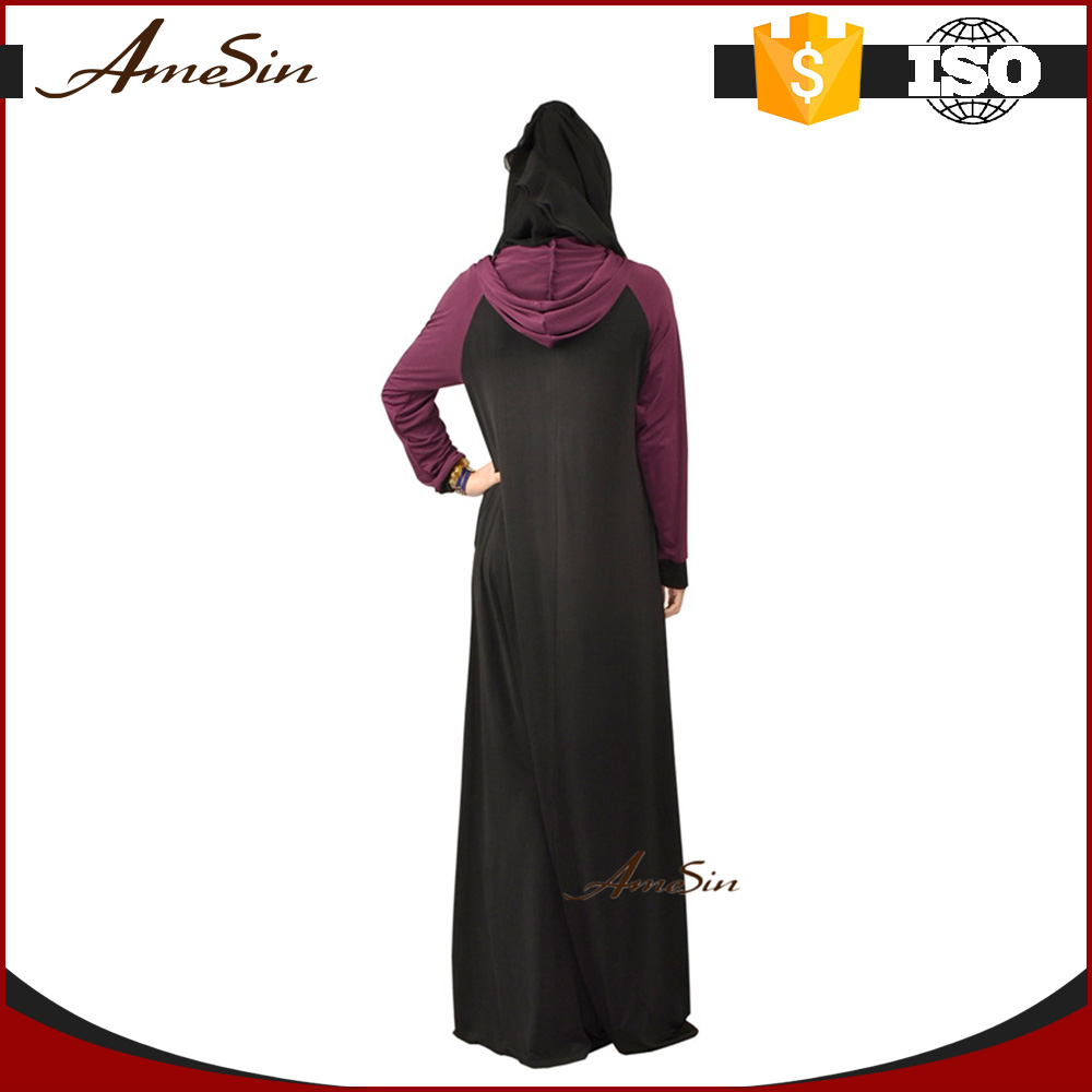 AMESIN china wholesale high quality dubai coloured abaya