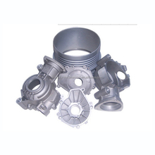 China Supplier Manufacture Top Quality Die Cast Aluminum Motorcycle Bike Parts