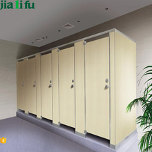 Waterproof wooden hpl partitions board toilet cubicles system