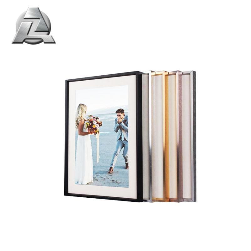 Making Nielsen Aluminum Picture Frames And Mats Buy Nielsen Frames