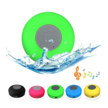 Wireless blutooth speaker portable suction cup wireless shower speaker