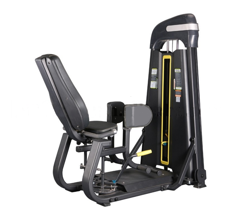 Commercial Use Land Adductor inner thigh , Fitness Gym body building Equipment,Pin loaded exercise strength machines