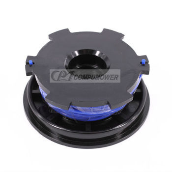 SPOOL WITH LINE, Trimmer parts, RYOBI 153577, 153577R, DUAL LINE FEED MODELS, FOR 130R, 135R, 700R, 710R, 720R, 740R and more.