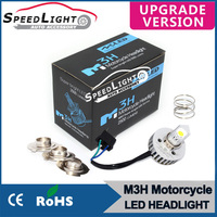 New Version 6-36V 24W 2500LM M3H LED Headlight Motorcycle For SUZUKI,YAMAHA,Kawasaki