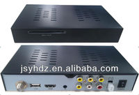 Mobile CAR DVB T2 Set Top Box