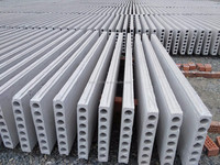 high quality fireproof mgo hollow core Wall Board magnesium oxide wall board from China