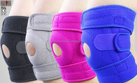 Amazon Hot Selling Colorful Adjustable Neoprene xxxl knee brace