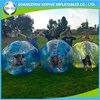 Big man sports ball giant inflatable human hamster ball
